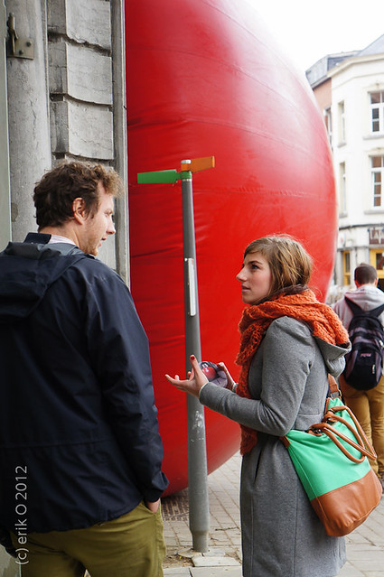Redball Project Leuven 2012