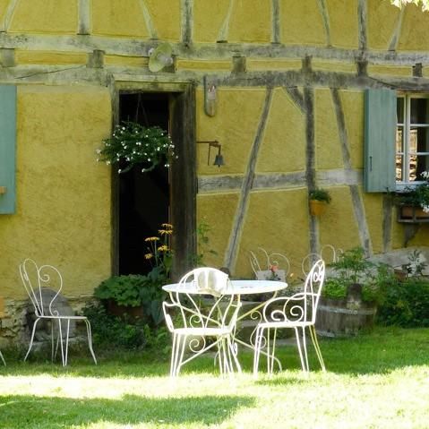 Gite Un'P'tit Coing de Campagne - Sundgau Sud Alsace