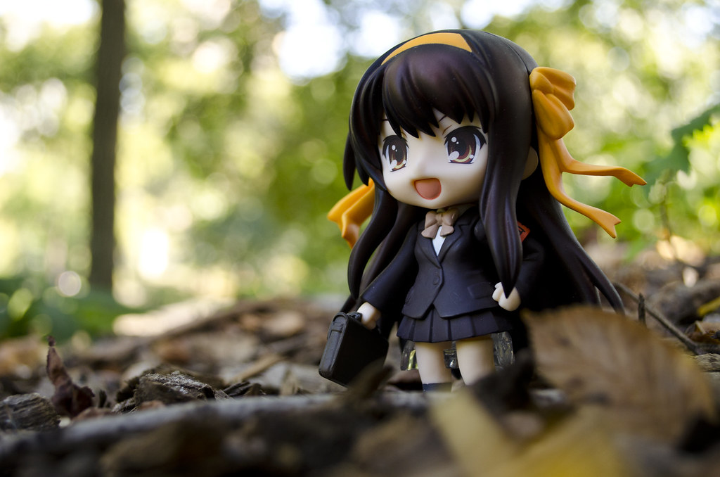 Nendoroid Haruhi Disappearance ver