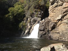 Linville Falls Up Close