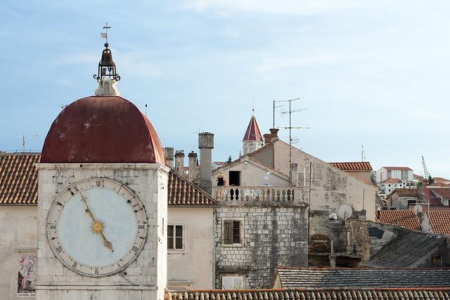 Clock - Trogir - Croatia