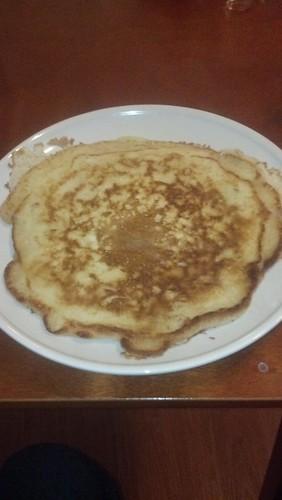 Vinegar pancake