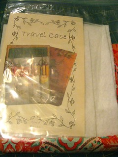 travel case for Sewing Summit