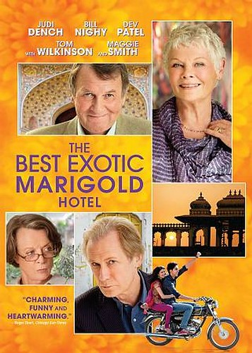 exotic marigold hotel