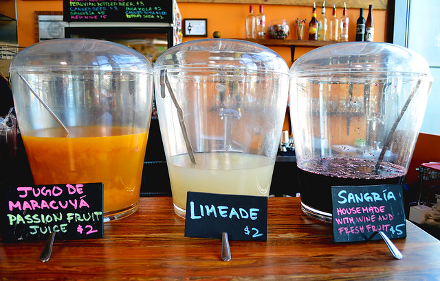House made beverages