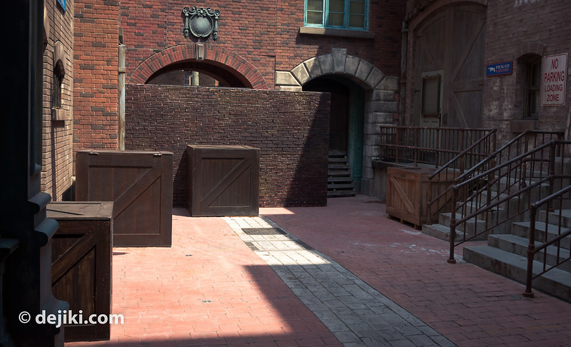Death Alley exit 2