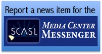 USe this to report news for the Media Center Messenger