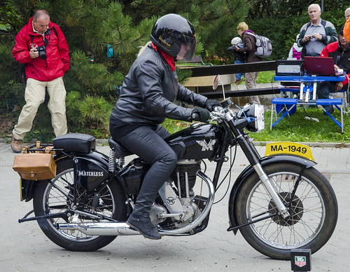 Matchless G3L (1949)