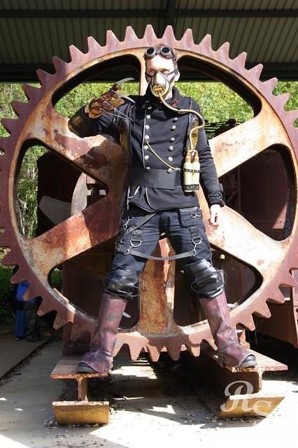 Steampunk & Gaslight Convention Luxemburg 2012