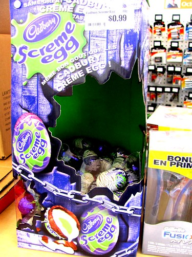 Cadbury's Halloween Screme Eggs