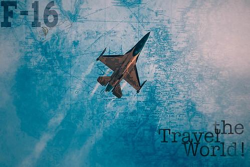 F-16 Travel the world