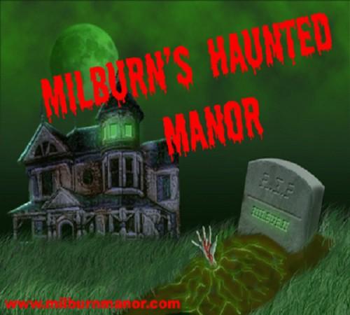 Milburn's Haunted Manor Portland