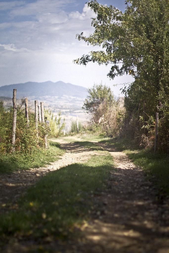 San Fele trail in Basilicata, Italy2