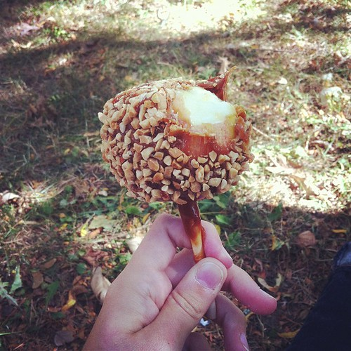 Caramel Apple by Jeni Baker