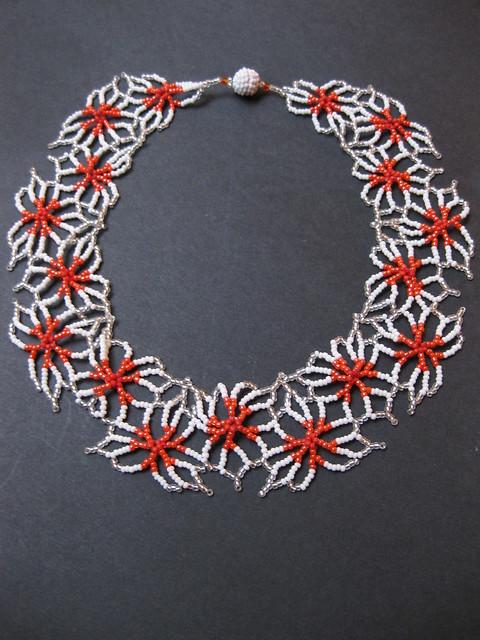 Fleur necklace