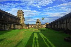 Morning Angkor Wat