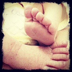 Little Feet #nathanchronicles