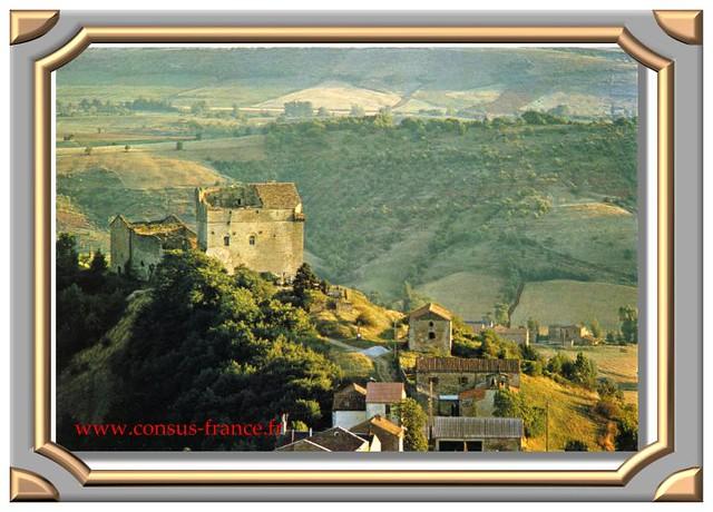 Château de MONTAIGUT -70-150