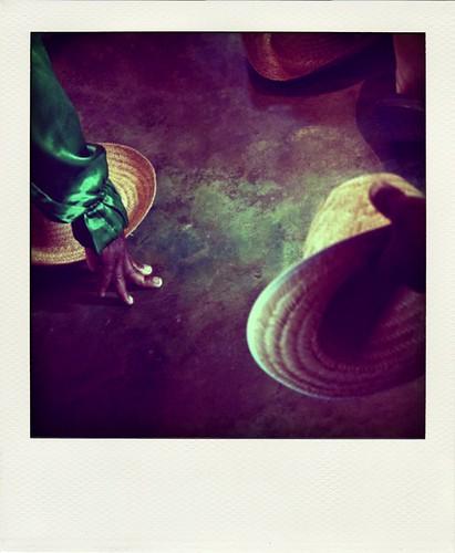 Série Chapéu de santo e folia