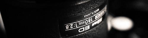 Nikon 180/2.8 ED