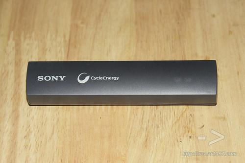 Sony CP-ELSB USB Portable Power Supply