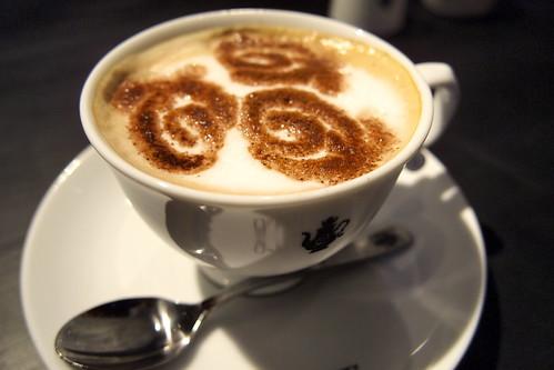 Q-pot CAFE.