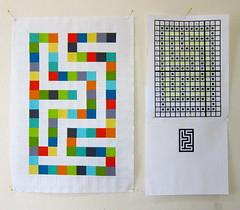 Maze block