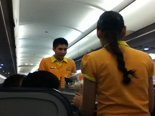 Cebu Pacific Air Flight