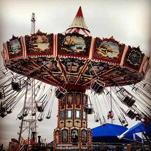 Texas State Fair Swing Ride
