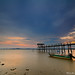 SUNSET AT TELUK BUIH MERSING PART II