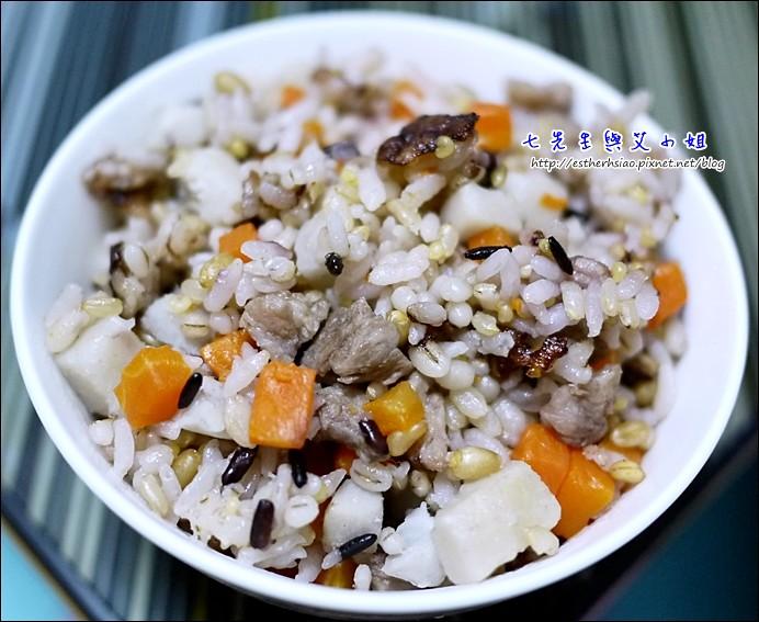 17 營養五穀菜飯