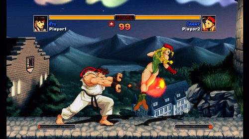 Super Street Fighter II HD Remix