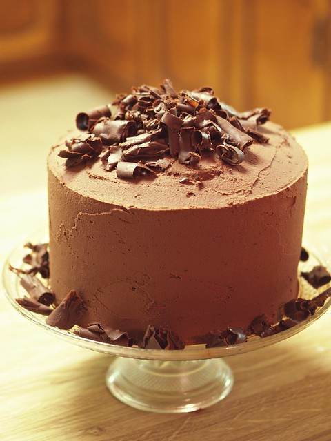 Images Of Big Chocolate Cake : Big Chocolate Birthday Cake Flickr - Photo Sharing!
