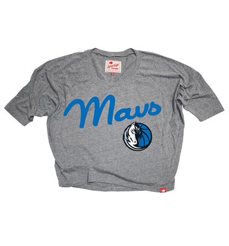 Dallas Mavs Marshall Sweatshirt by Sportiqe Apparel