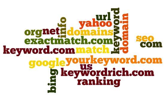 Domain liên quan đến từ khóa không còn quan trọng
