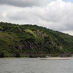 Entlang des Rheins