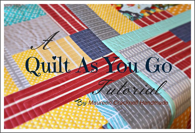 Free Quilt As You Go Quilt Patterns – BOMquilts com