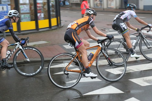 cycling criterium Kapellen 2016 - womens race