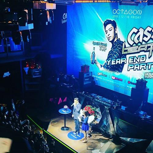 TOP - Cass Beats Year End Party - 18dec2015 - yona.kim  - 01