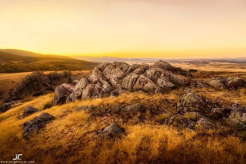 Bronchales sunset 2