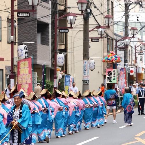 根津神社祭禮