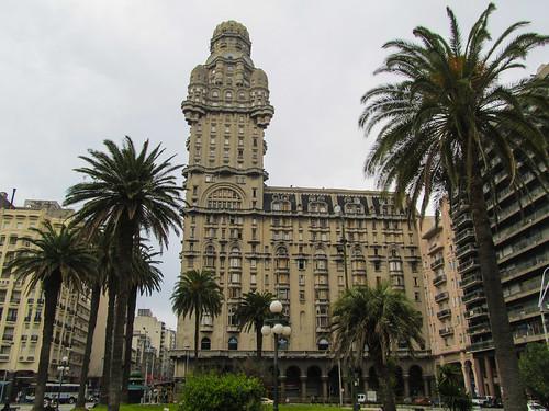 Montevideo: el Palacio Salvo