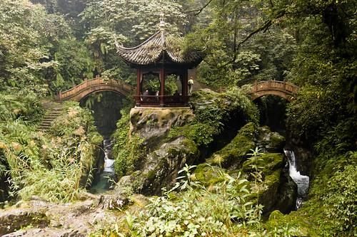 Emei Shan, montaña sagrada