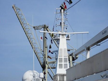 Technische Schiffsaufbauten1