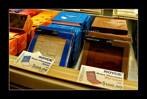 Royce Nama Chocolates