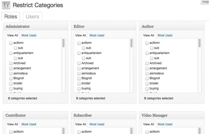7 plugin phân quyền thành viên trong WordPress 207