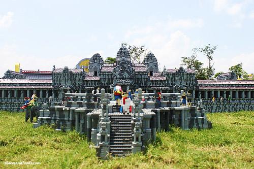 Legoland Angkor Wat