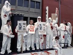 1991 Stop the Gulf War demo 19.jpg