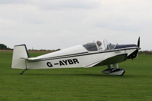 G-AYBR