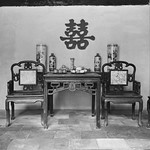 Traditional Chinese Wedding Room